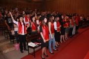 Միջազգային աստվածաբանական համալսարանի շրջանավարտները